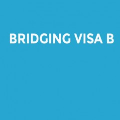 BRIDGING VISA B