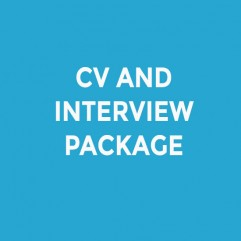 CV AND INTERVIEW PACKAGE
