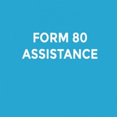 FORM 80 ASSISTANCE