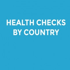HEALTH CHECKS BY COUNTRY