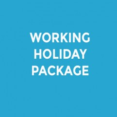 WORKING HOLIDAY PACKAGE